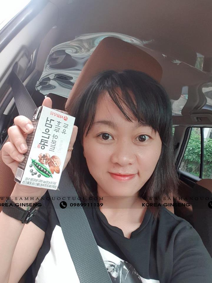Sữa Óc Chó Hạnh Nhân Hàn Quốc - Seoul Milk