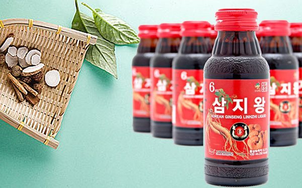 Nước hồng sâm linh chi Hàn Quốc KGS