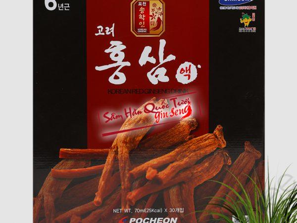 Nước Hồng Sâm Pocheon Hàn Quốc